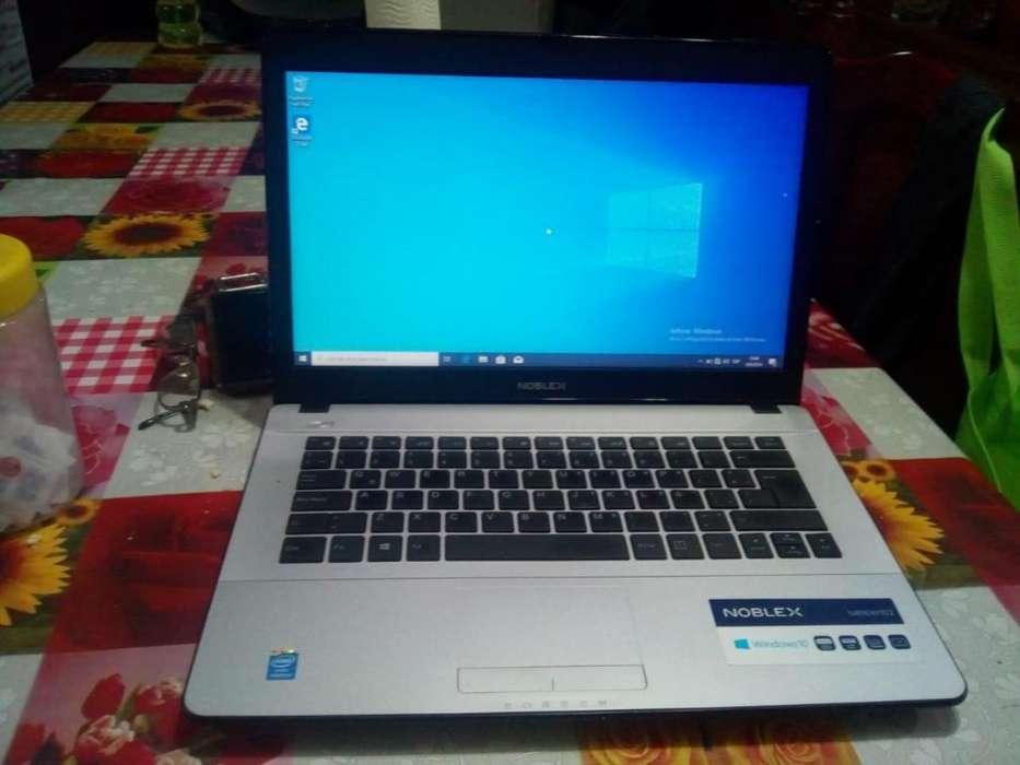 Notebook Noblex Intel Nb16w102