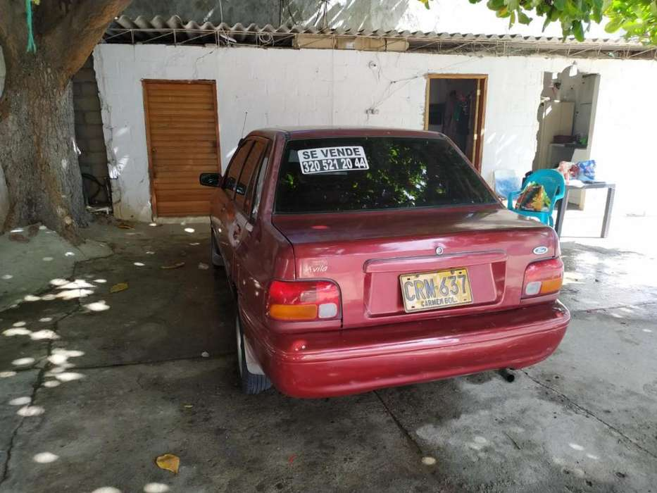 <strong>ford</strong> Festiva 1998 - 174000 km