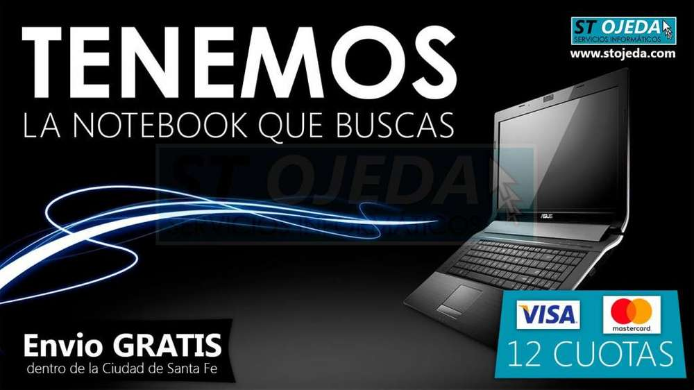 NOTEBOOK Y NETBOOK