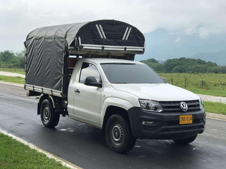 Volkswagen Amarok 2018 - 18000 km