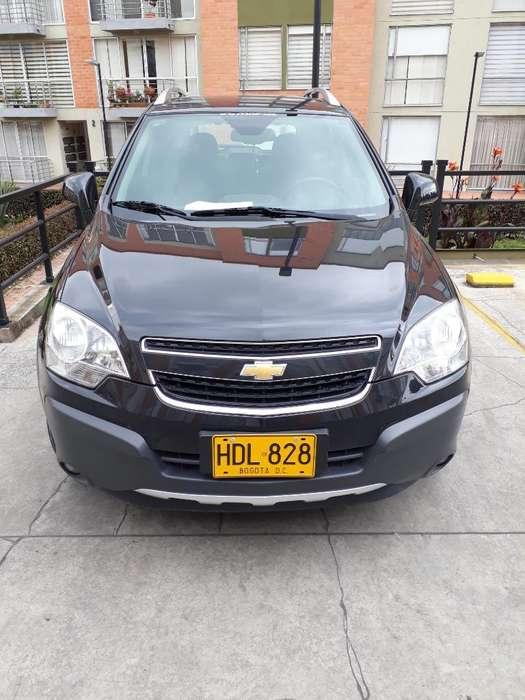 Chevrolet Captiva 2013 - 70000 km