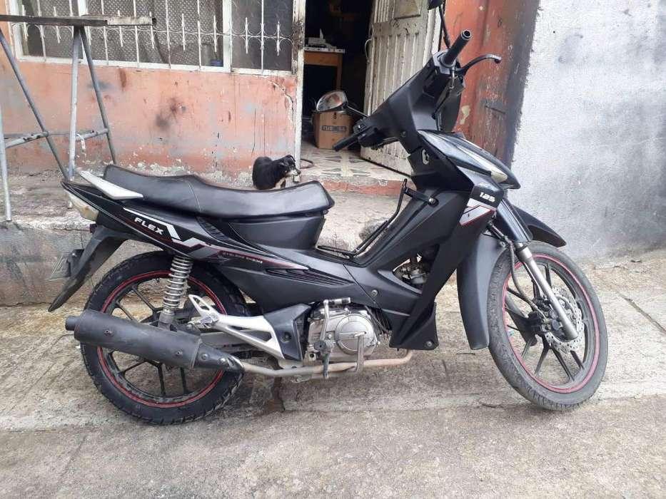 Cambio Moto Fles 125 por Rx 115