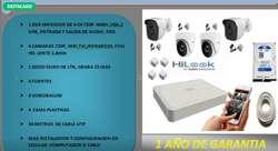 Instalación de cámaras circuito cerrado de tv