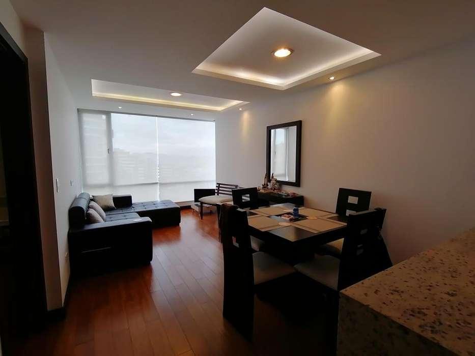 Vendo Suite 56 m² Sector El Bosque - Centro Norte