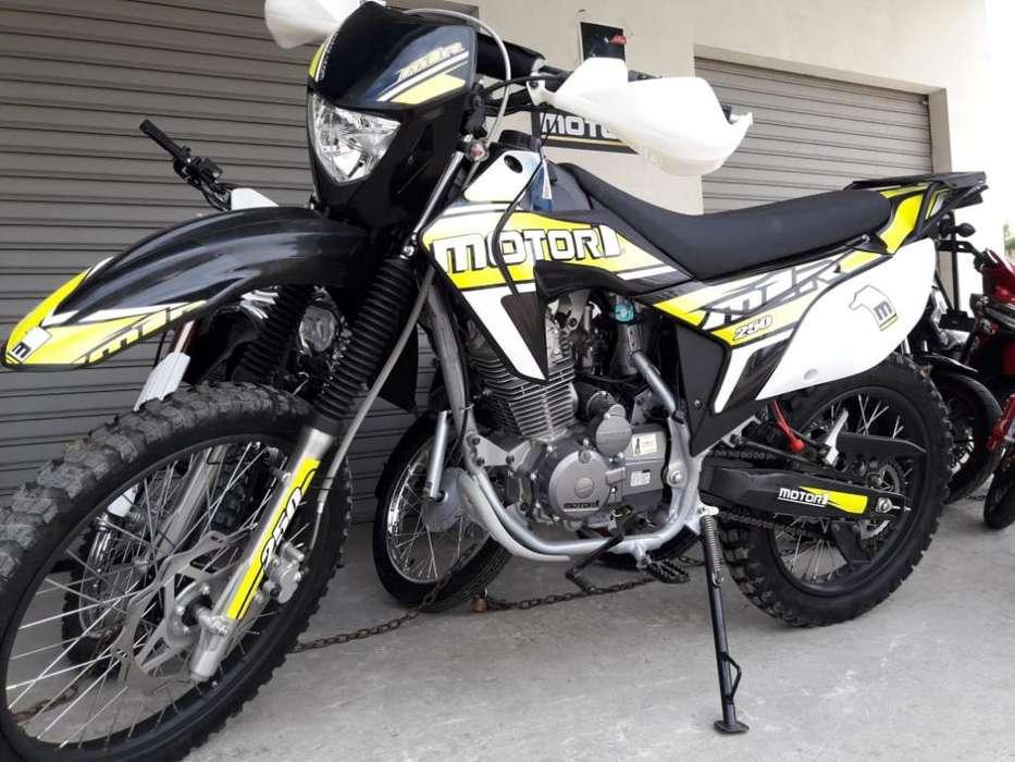 Oferta por Fin de Mes--Motor Uno 250