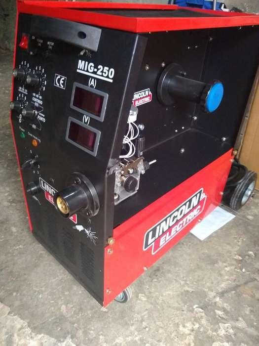 Mig Industrial 250 Amp