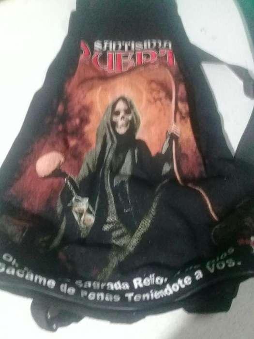 bolso nuevo de la santa muerte