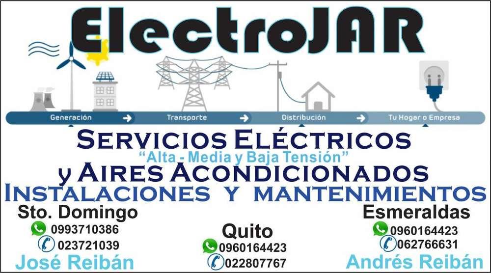 Servicios de Aire Y Eléctrico