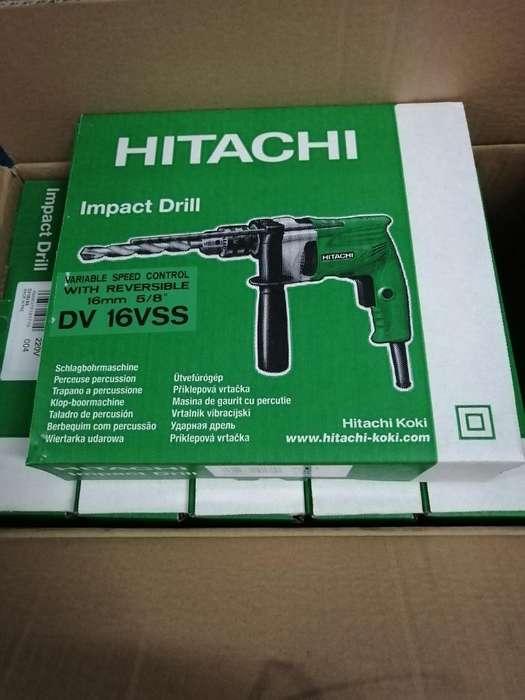 Hitachi <strong>taladro</strong> Nuevo