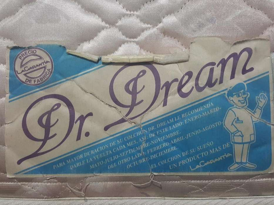 Colchon Ortopedico Dr. Dream