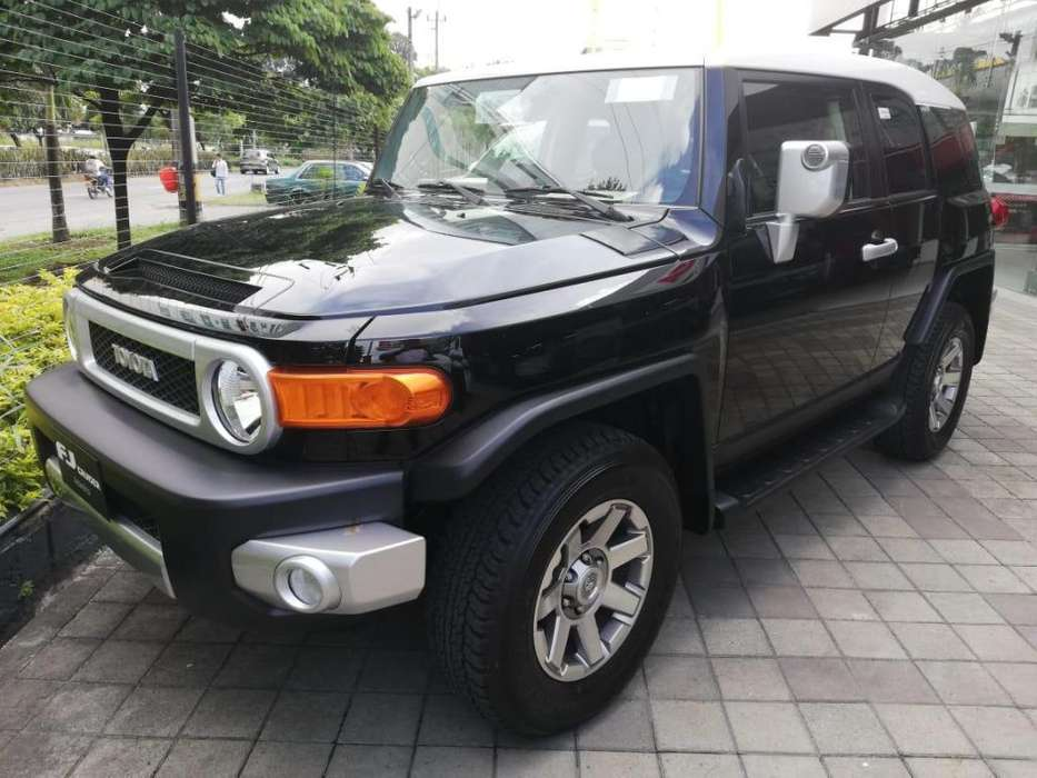 Toyota FJ Cruiser 2020 - 0 km