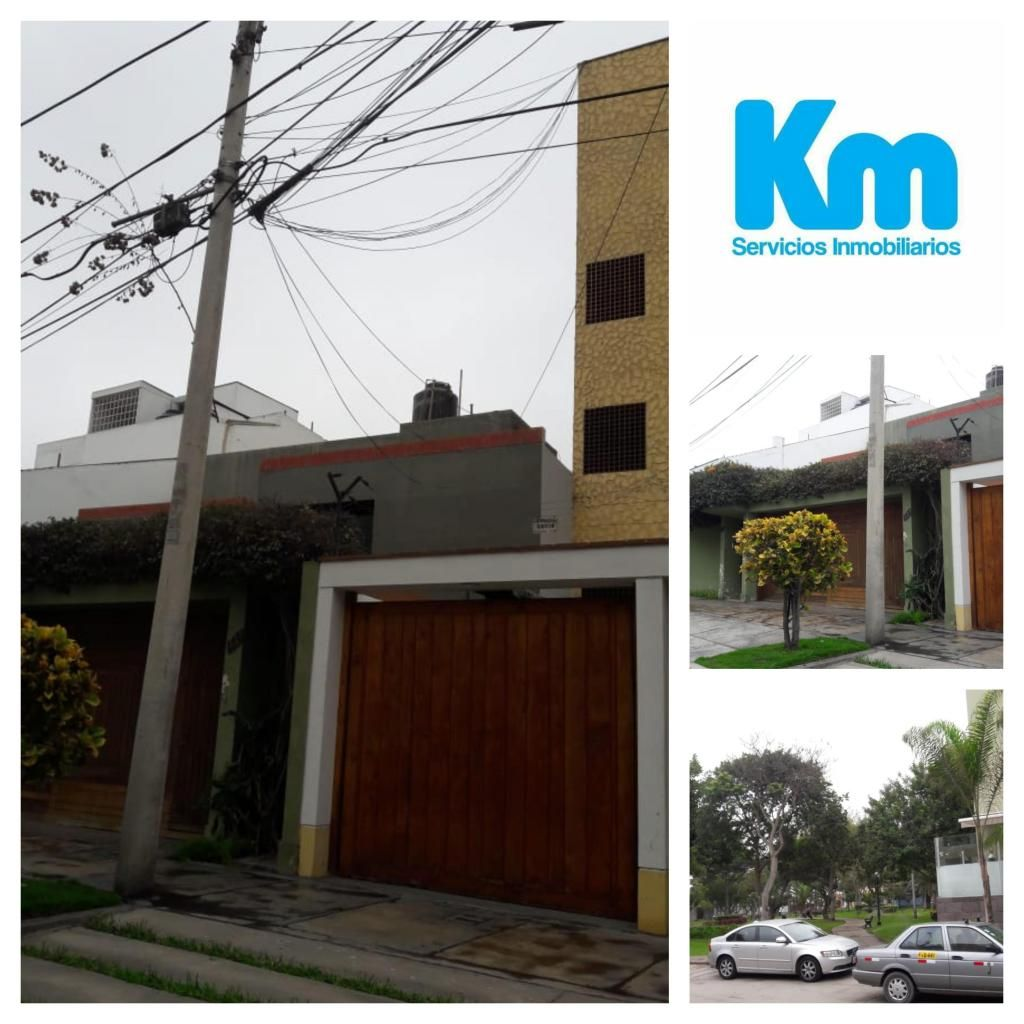 Casa / Terreno de venta en San Andrés - Miraflores - Lima