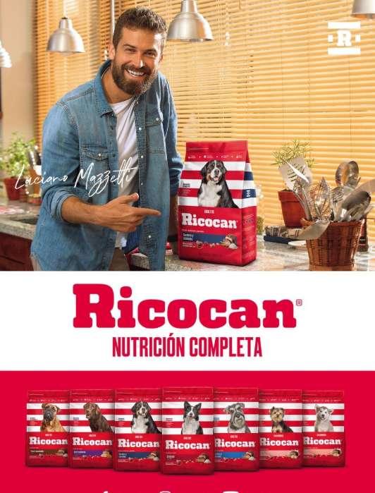 RICOCAN TODAS LAS PRESENTACIONES