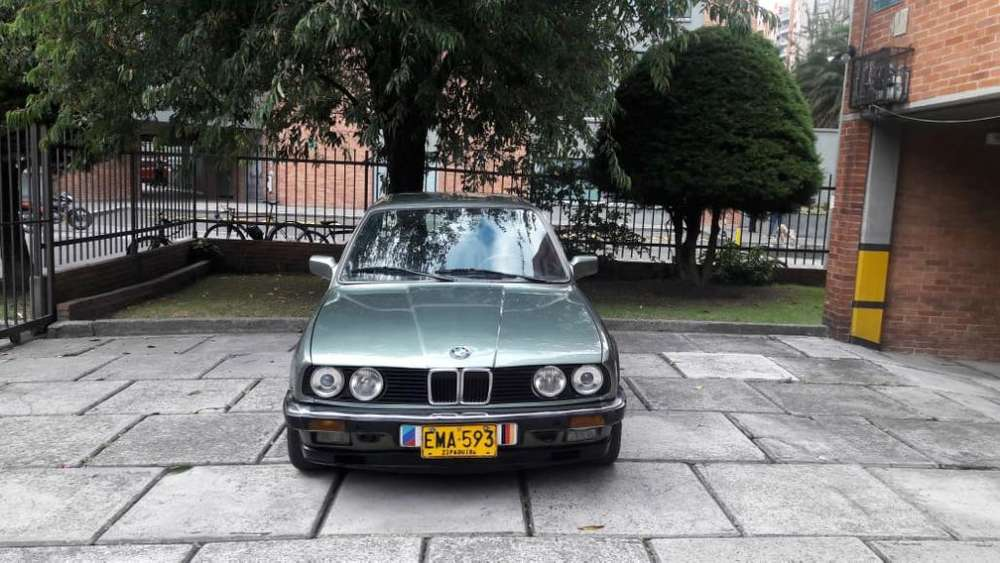 <strong>bmw</strong> Série 3 1985 - 200 km