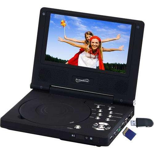 dvd portatil multimedia player