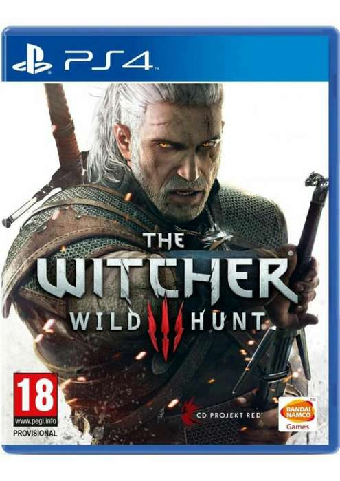 Juego Ps4 The Witcher 3 Nuevo Oferta