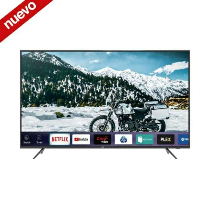 Smart Tv Kalley de 50 Pgds 4k con Tdt