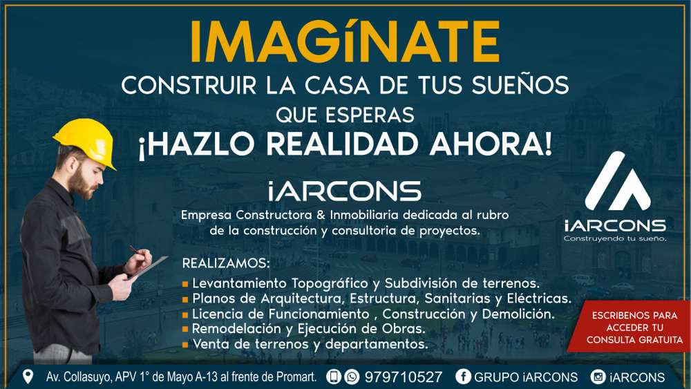 PLANOS DE ARQUITECTURA E INGENIERÍA , CONSTRUCCIÓN , REMODELACION Y LICENCIAS