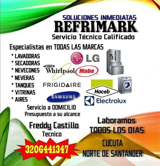 Refrimark Servicio Técnico De Todas Las Marcas Soluciones Rápidas