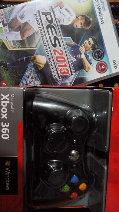 Control Pc - Xbox 360 Original