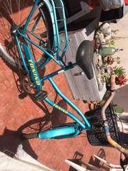 Bicicleta Rodado 24 Impecable