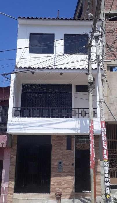 ALQUILO LOCAL COMERCIAL DE 3 PISOS 120 METROS POR PISO