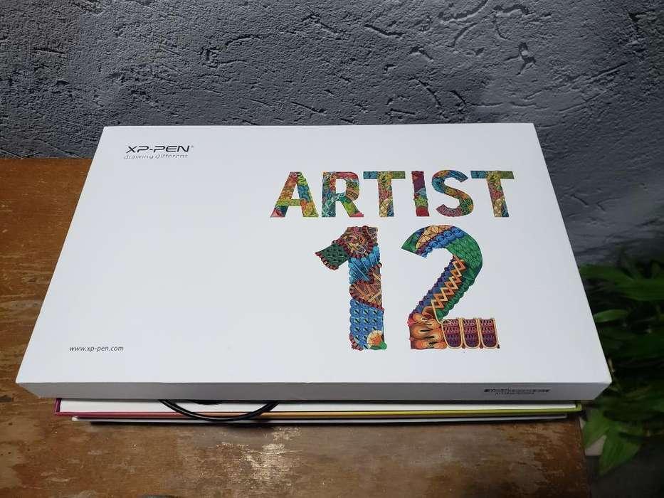 Tablet Diseño Digital Xp-pen Artist 12