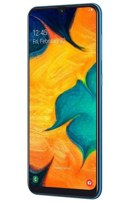 Samsung Galaxy A30 64gb 4 Gb Ram Nuevo