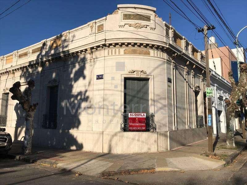 Casa en alquiler - Quilmes Centro - Solo p/profesional