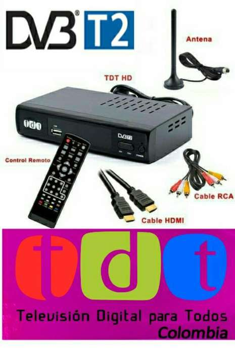 Decodificador Tdt Full Hd 39.900