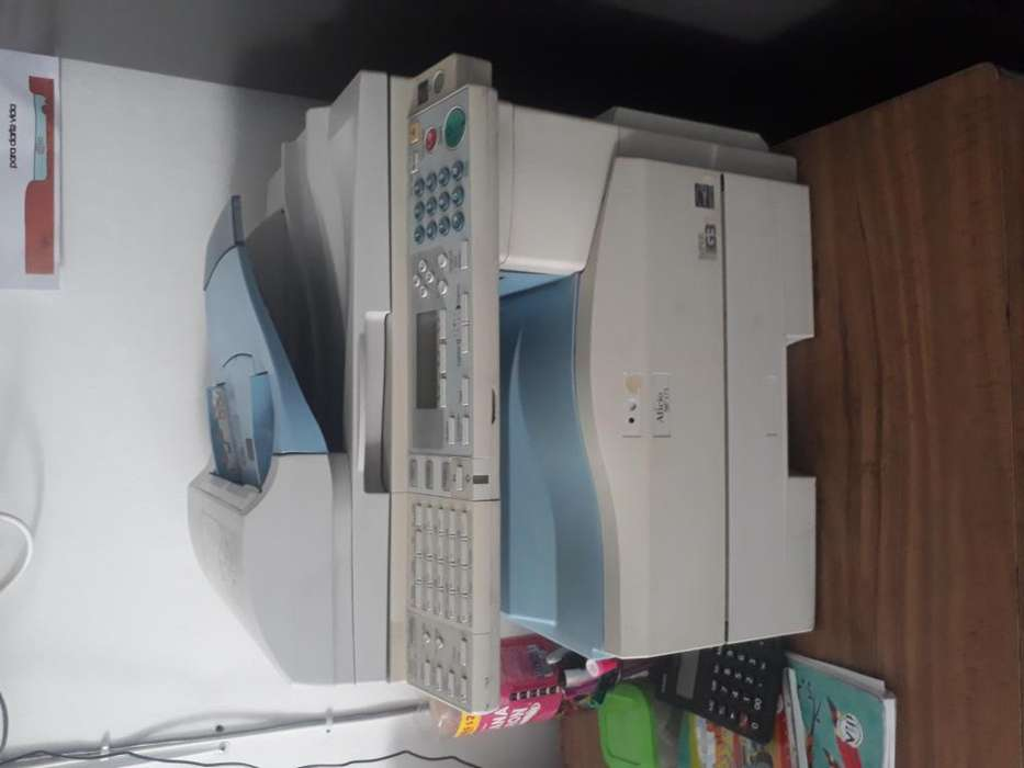 impresora aficio MP 171