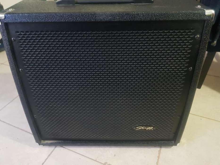 Amplificador Stagg 65w