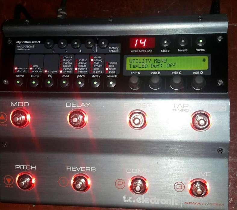 Tc Electronic Nova System Inmaculadad