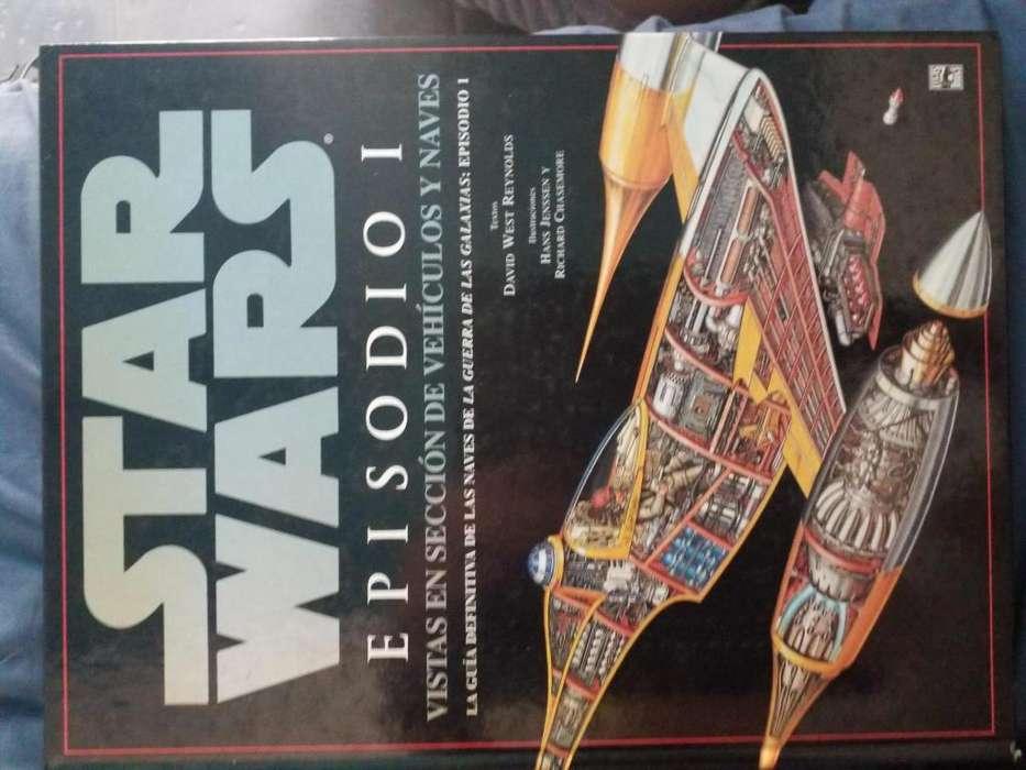 Vistas Transversales De Naves De Episodio 1 Star Wars