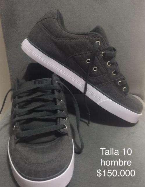 Zapatos DC Shoes para hombre talla 11