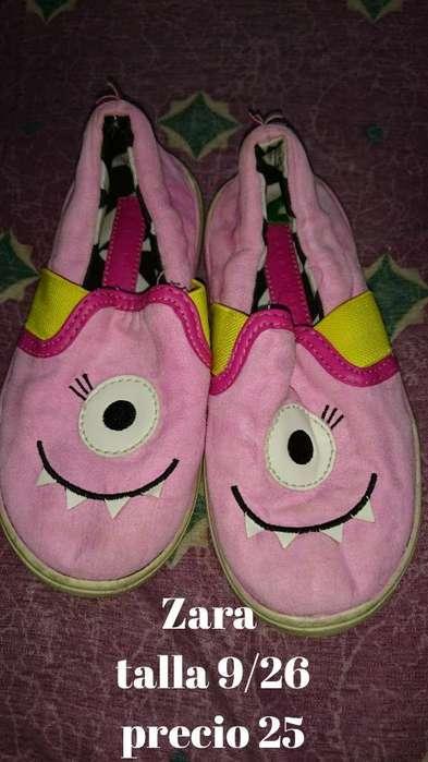 Zapatos de Niña de Marca