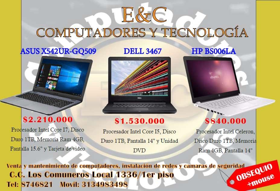 COMPUTADORES E&C