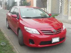 Toyota Corolla 2011. Mecánico. sin Gas