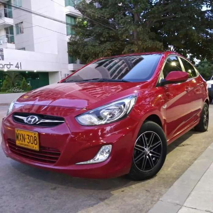 <strong>hyundai</strong> Accent 2013 - 91000 km