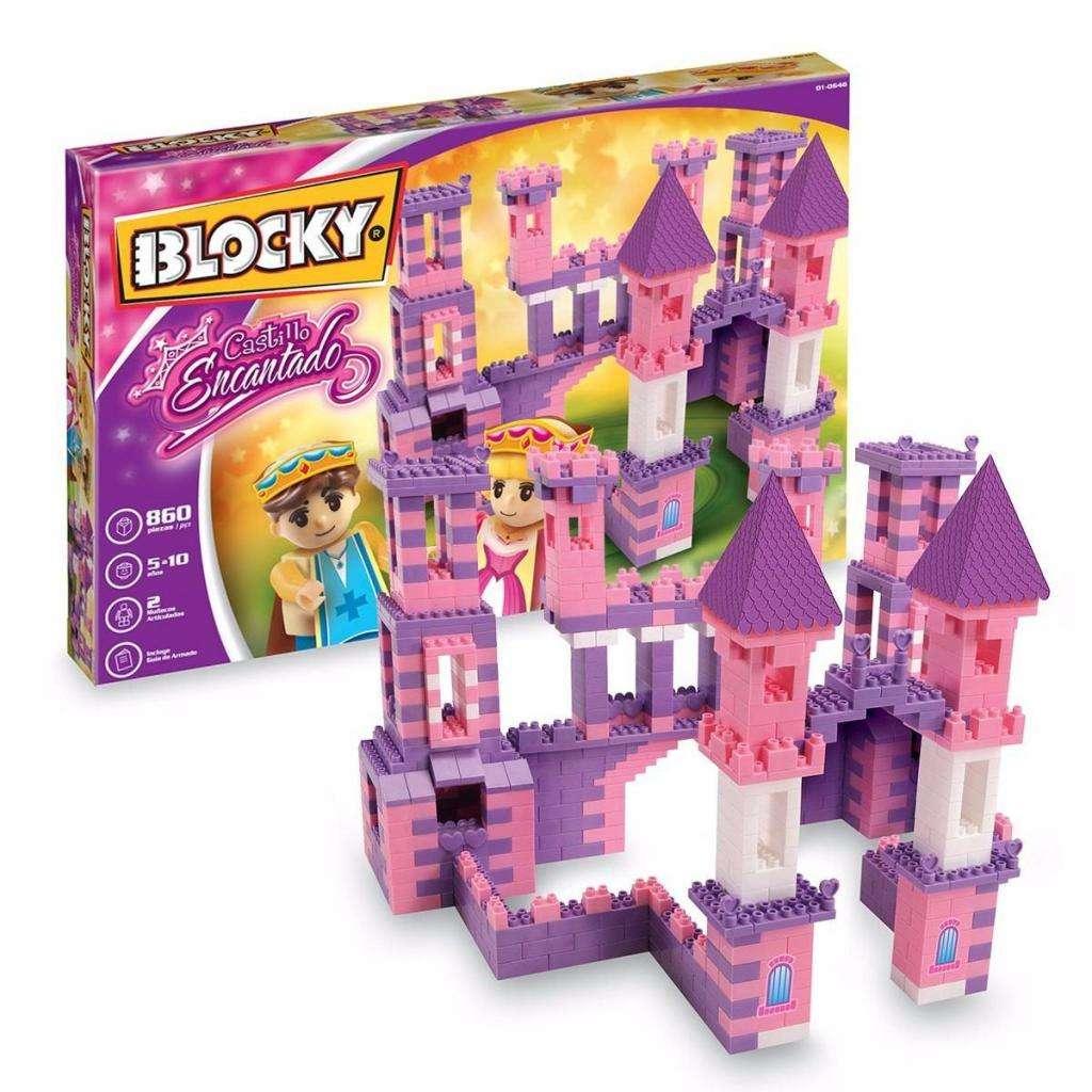Castillo Encantado 860 Piezas