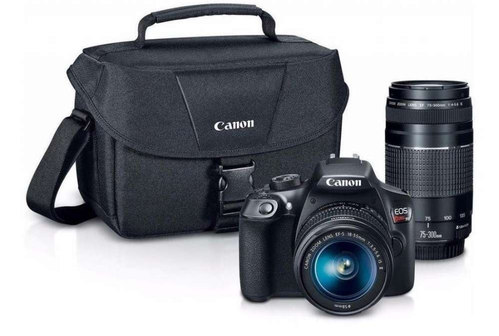 Cmara Canon EOS rebel t6