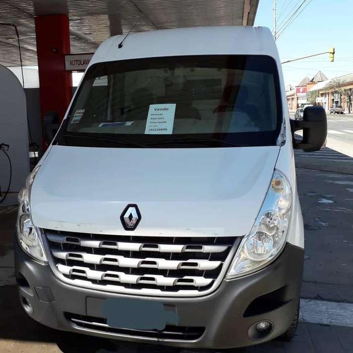 Renault Master 2015 - 202500 km