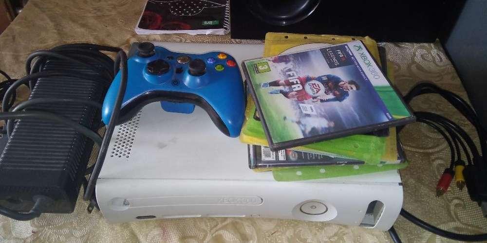 Se Vende Xbox 360 Cali