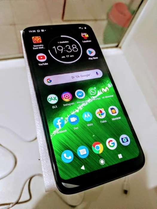 Motorola Motog7 Power 32gb Libre Pto
