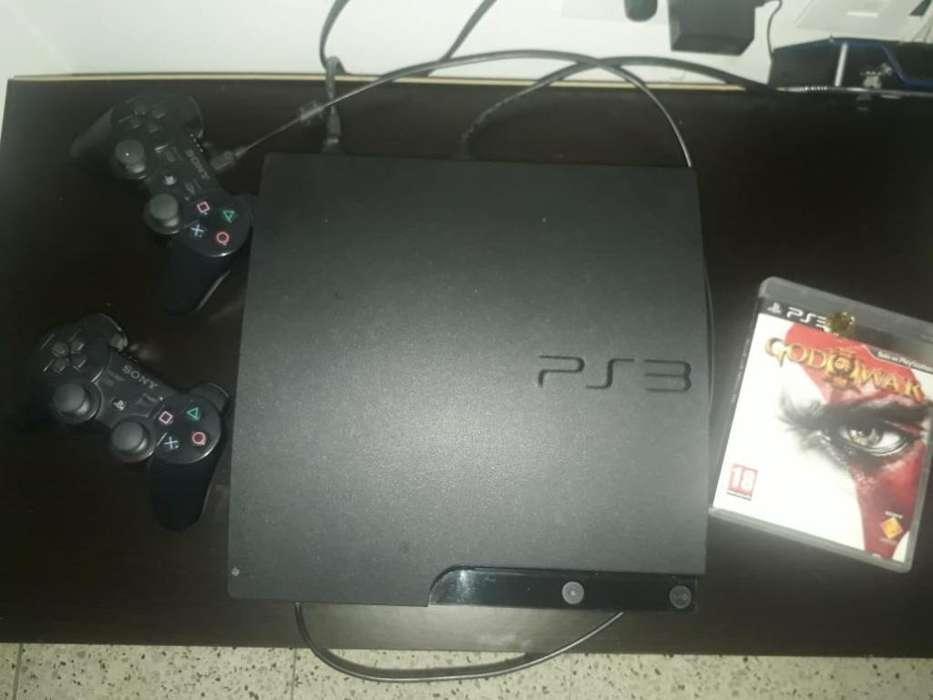 Ps3, Juegos, 2 Controles, 500gb