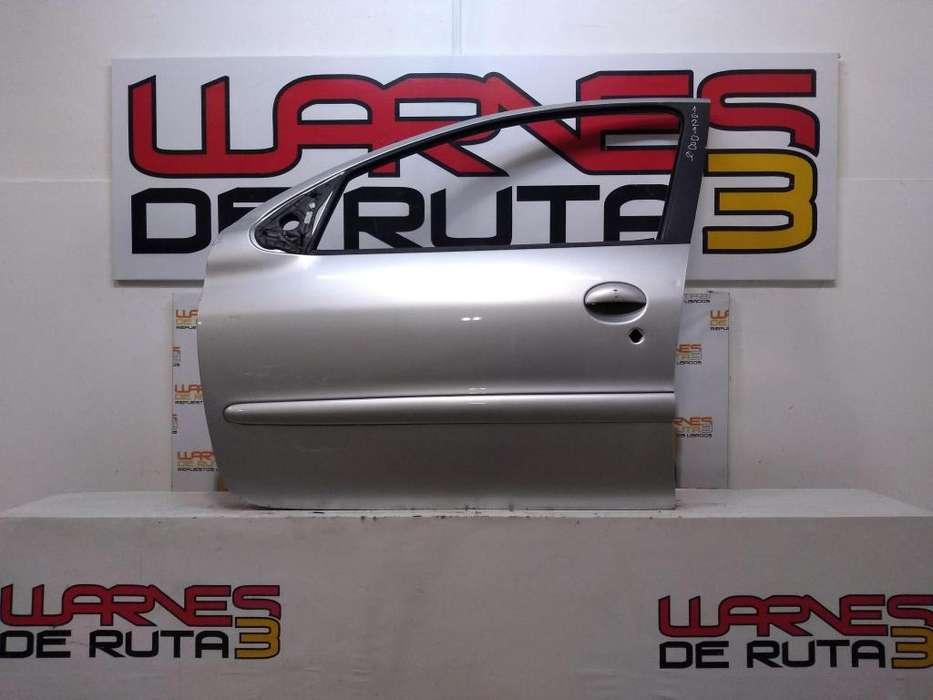 Puerta Delantera Izquierda Peugeot 206 207 01598455