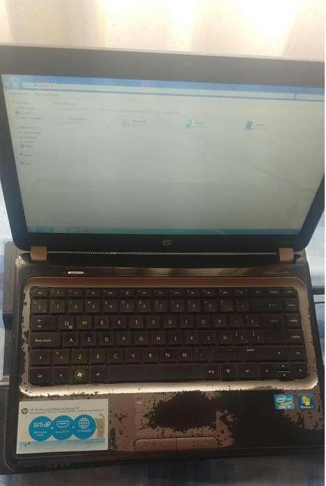 Vendo o cambio Portatil HP G4