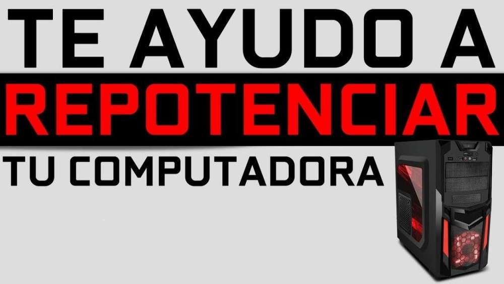 Asesoría en Renovación o Repotenciamiento de CPU