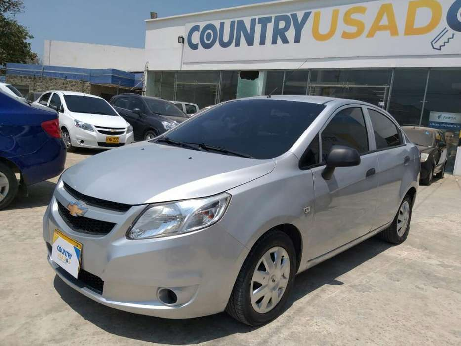 Chevrolet Sail 2014 - 89000 km