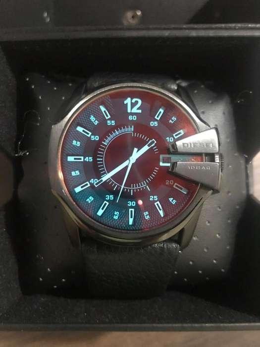 Reloj Diesel Master Chief Nuevo DZ1657 Para Homobre